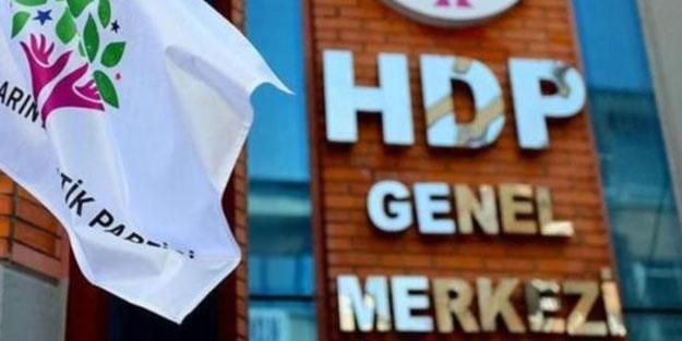 HDP'ye büyük şok! 9 isim görevden uzaklaştırıldı