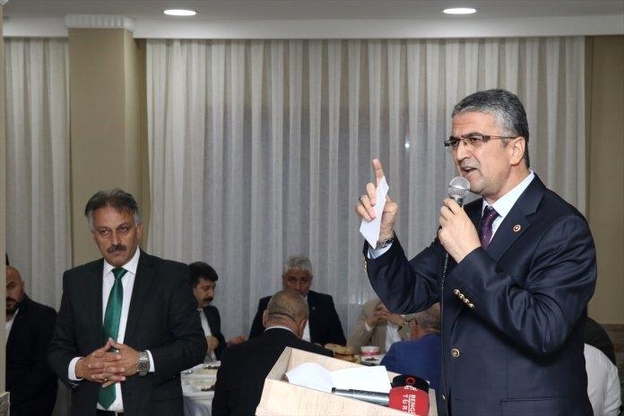"""MHP Genel Başkan Yardımcısı Kamil Aydın:  ''Şer İttifakı İnanın Şerbete Batırılmış Zehir Misali"""""""