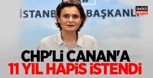 CHP İstanbul İl Başkanı Canan Kaftancıoğlu Kötü haber!