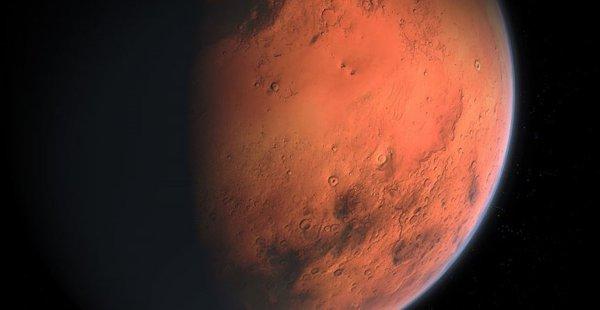 Mars'a İsim Gönderme Kampanyasına Türkiye'den Yoğun İlgi