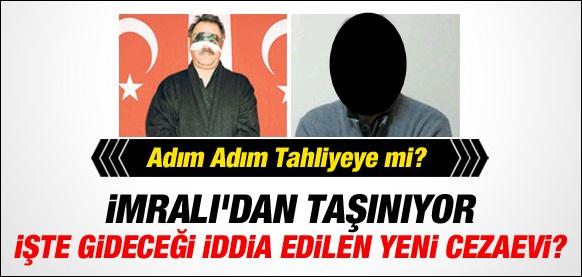 AKP'DEN ÖCALAN'A YENİ CEZAEVİ FORMÜLÜ MÜ?