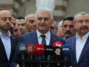 Ak Parti İstanbul Büyükşehir Belediye Başkan Adayı Yıldırım: 23 Haziran'da Da İstanbul Bayramı Var