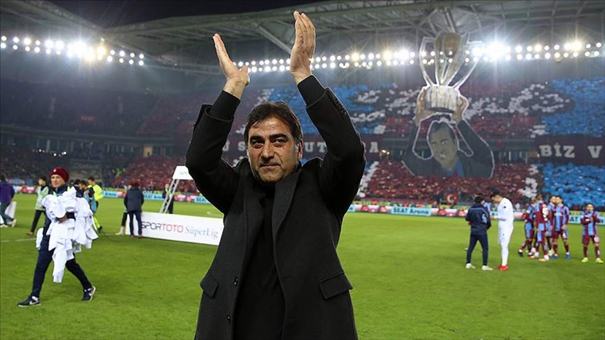 Trabzonspor, Ünal Karaman'ın Sözleşmesini 2 Yıl Uzattı