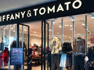 Ünlü giyim markası Tiffany&Tomato İcra'dan satıldı