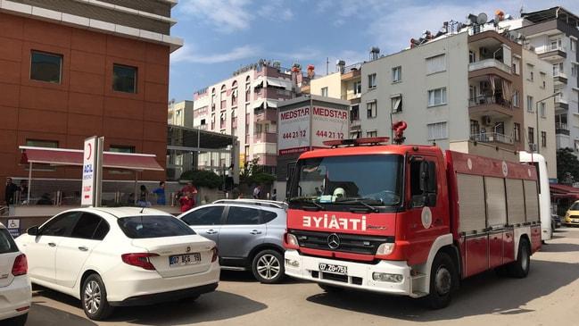 Antalya'da hastanede patlama! Ölü ve yaralılar var...