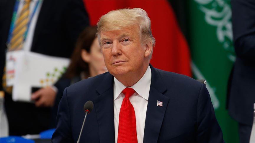 ABD Başkanı Trump duyurdu: Adaylıktan vazgeçti