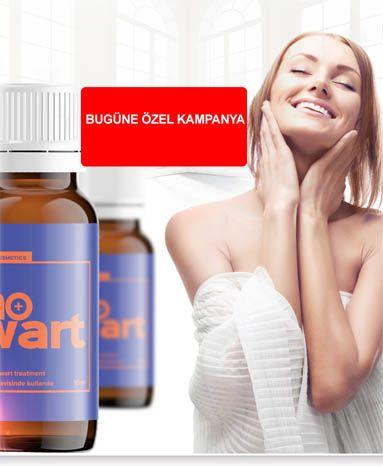 Siğillerden Korunmak İçin Kozmetik Ürün Nowart