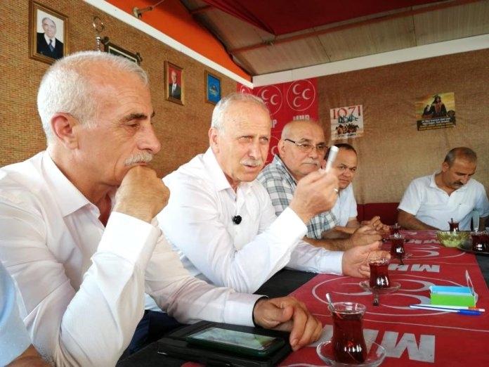 MHP'li Karapıçak, İstanbul'da Hedeflerini Açıkladı