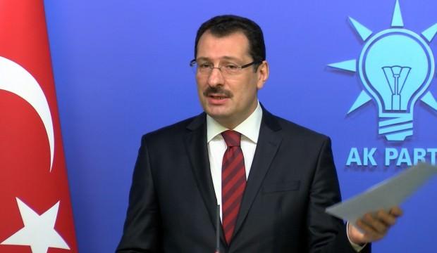 AKP'li Ali İhsan Yavuz'dan seçim açıklaması