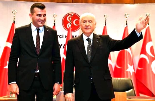 MHP Aydın'dan 22. yıl mesajı