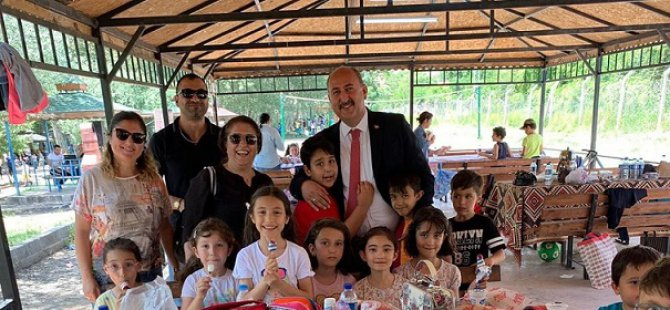 MHP'li Başkan Türkyılmaz: Ne söz verdiysek hepsini yerine getireceğiz