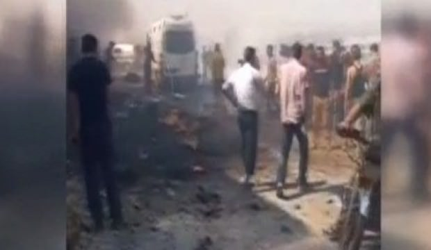 Afrin'de bombalı saldırı! Ağır bilanço açıklandı