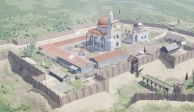 Kanuni Sultan Süleyman'ın kayıp mezarı bulundu
