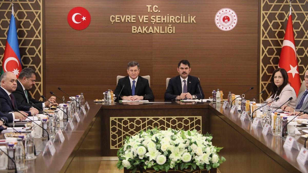 Türkiye Ve Azerbaycan Arasında yeni İş Birliği