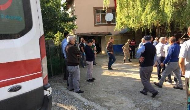 Binbaşı Zafer Akkuş'un şehadet haberi Samsun'a ulaştı!