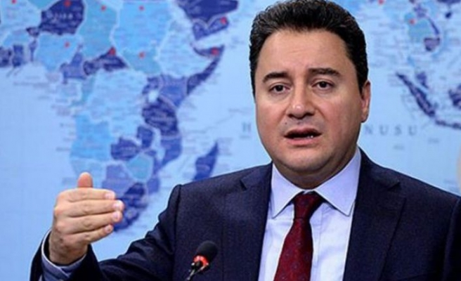 Ali Babacan'ın yeni yol haritası belli oldu