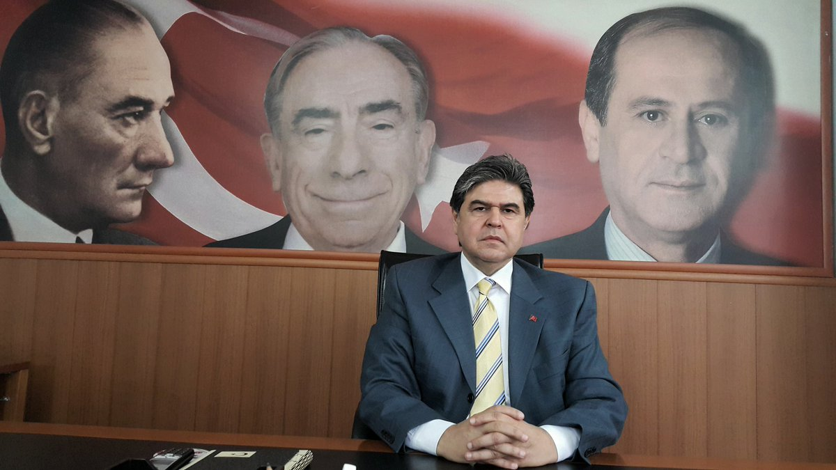 "MHP Adana İl Başkanı: ""Kıyım, zulüm boyutuna ulaştı!"""