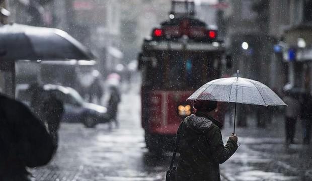 Meteorolojiden İstanbul uyarısı