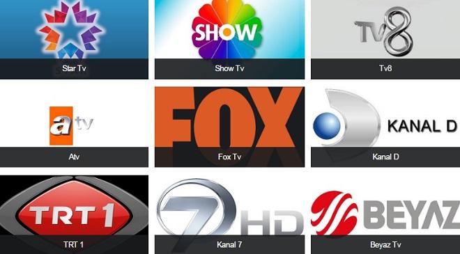 Canlı tv izleme keyfini elde edin