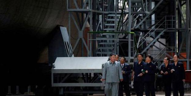 Kim Jong-un gizli silahını ortaya çıkardı!