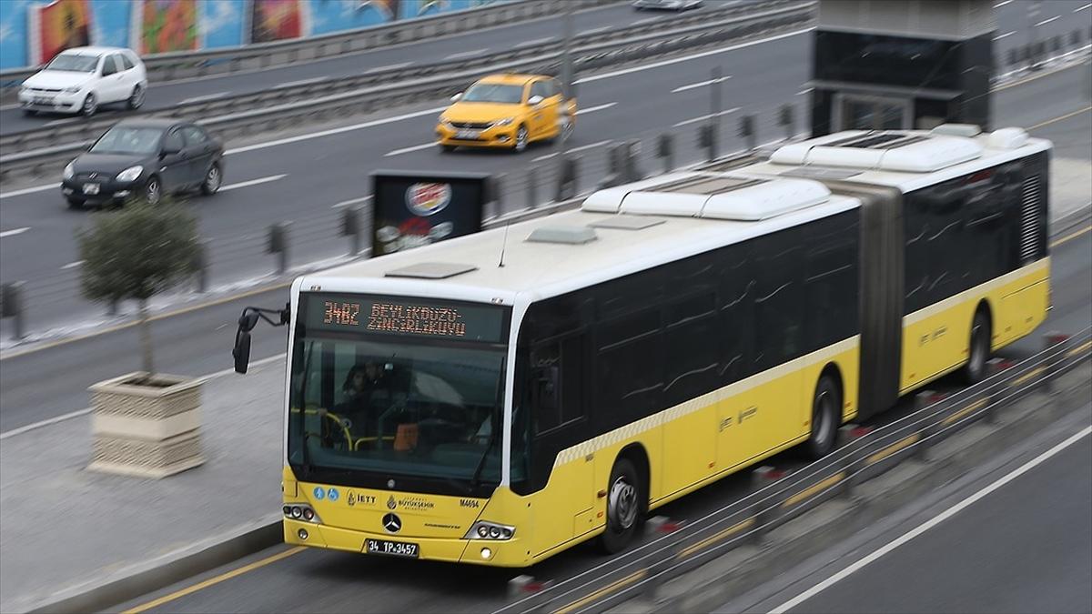 Bayramda Otoyol Ve Köprüler İle Toplu Taşıma Ücretsiz