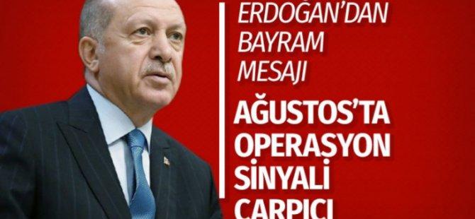 CB Erdoğan: Zaferler halkasına yenisini ekleyeceğiz