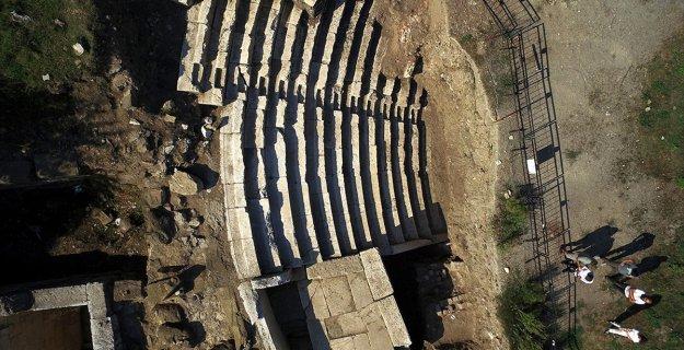 Karadeniz'in Efes'i: Prusias Ad Hypium Antik Kenti
