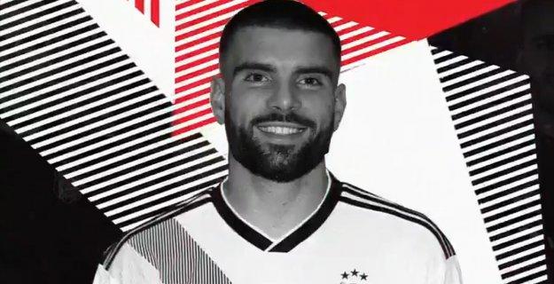Beşiktaş Yeni Transferini Duyurdu