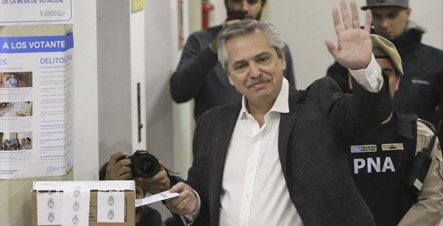 Arjantin'deki Ön Seçim Sonuçları Muhalefeti Sevindirdi