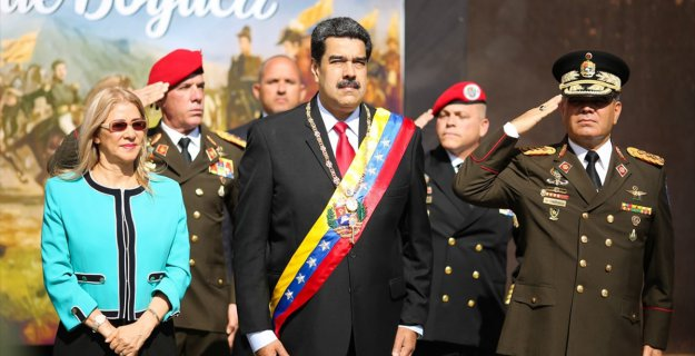 ABD'nin Her Darbesi Maduro İktidarını Güçlendiriyor