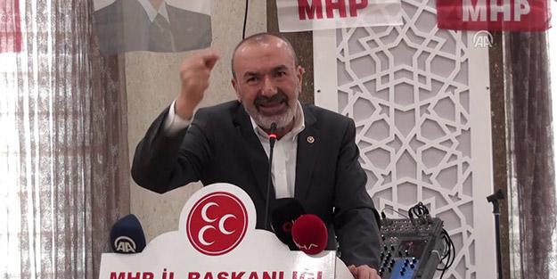 """MHP Genel başkan yardımcısı Yıldırım: """"Bebek Katili Apo'nun Edirne ve Kandil'de hiçbir karşılığı kalmadı"""""""