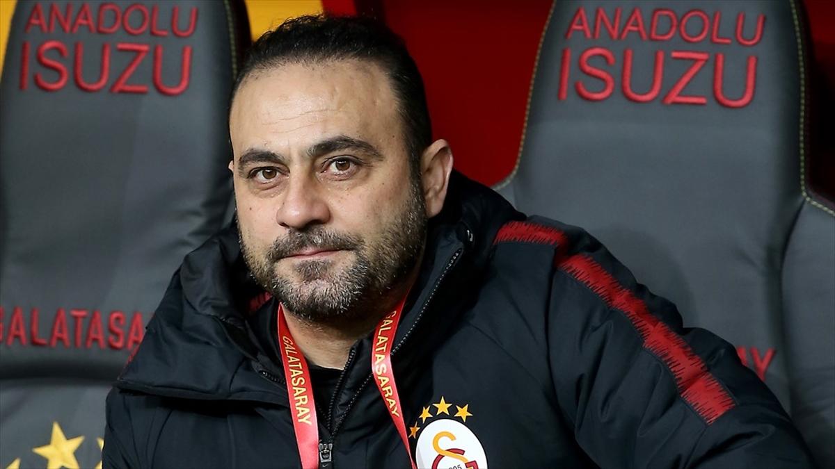 Galatasaray'da Yardımcı Antrenör Hasan Şaş Görevinden Ayrıldı