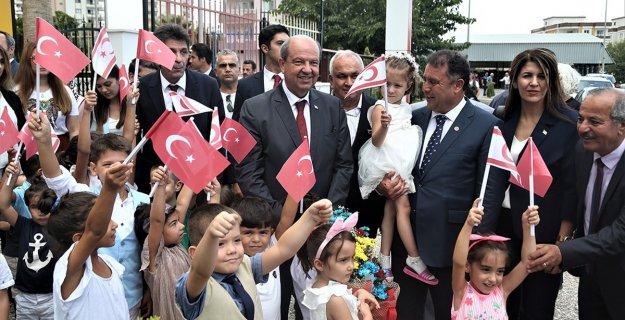 Başbakan Tatar: Sonuna Kadar Türkiye'ye Güveneceğiz