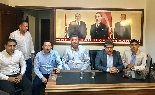 MHP Adana'da hedef büyük!