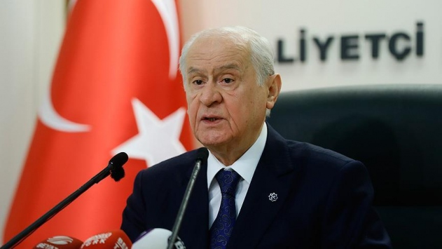 MHP Lideri Bahçeli: Kıran Operasyonu Sayesinde Terörün Köküne Kıran Girecek