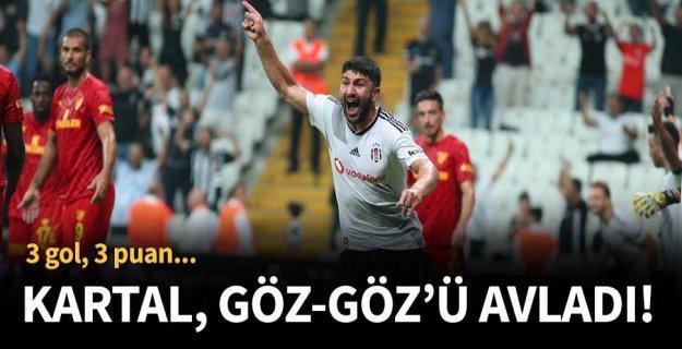 Beşiktaş (3-0) Göztepe