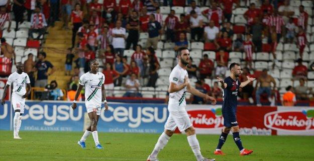Antalyaspor (0-2) Denizlispor