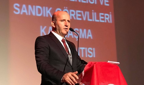 MHP Bolu İl Başkanı Cihan Başaran'dan 30 Ağustos mesajı