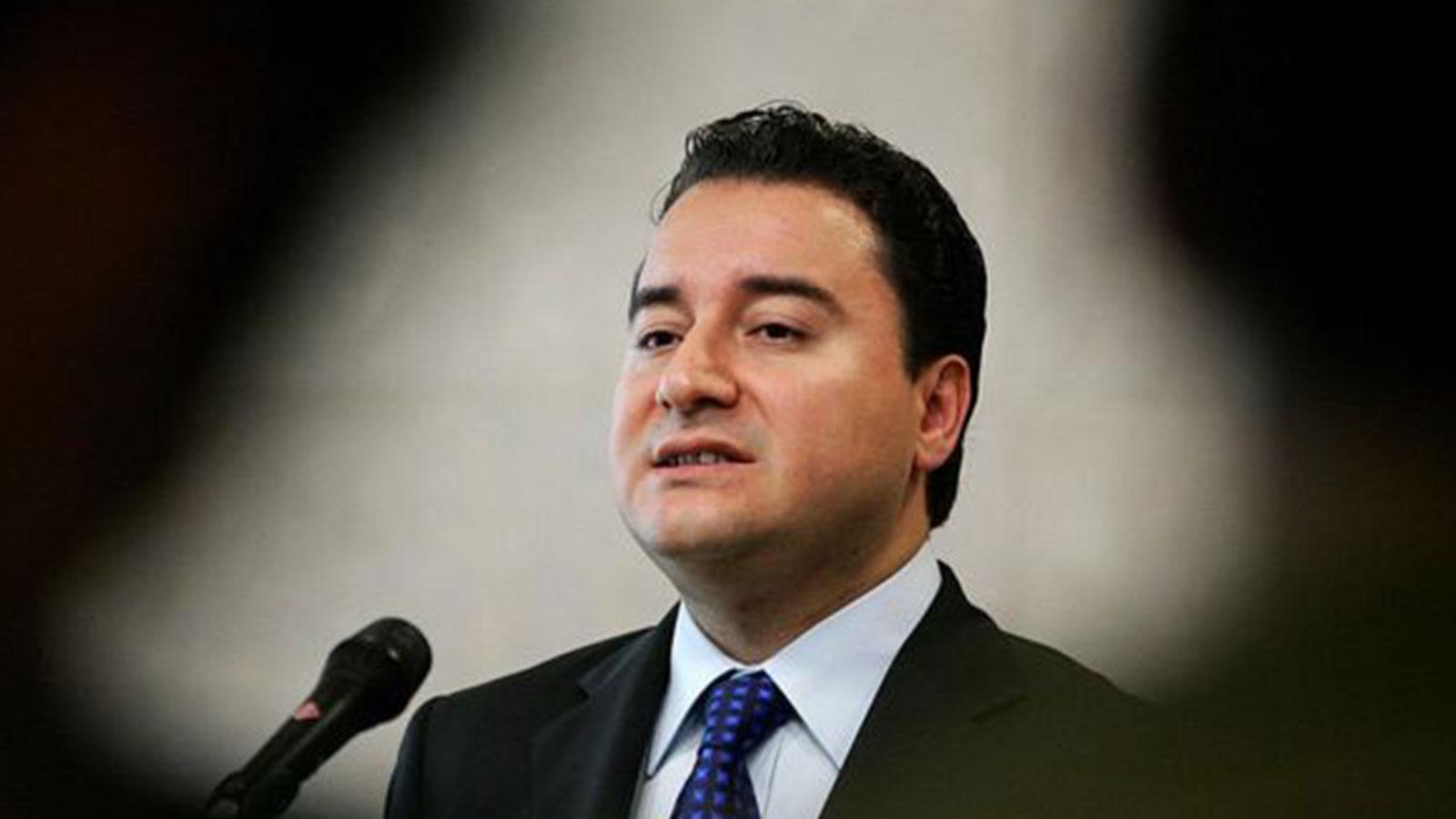 Ali Babacan'ın ittifak yapacağı partiyi açıkladı!