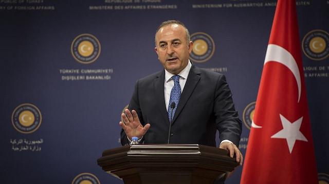 Bakan Çavuşoğlu'ndan Netanyahu'ya çok sert tepki