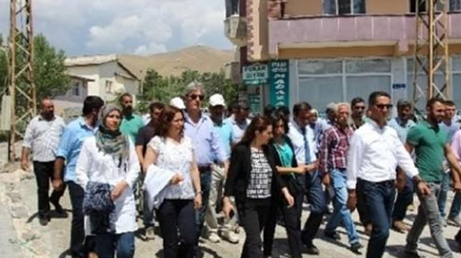 HDP'li başkan tutuklandı!