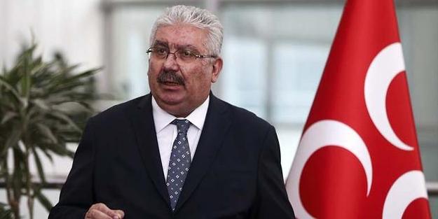 MHP'den Kabine Değişikliği açıklaması