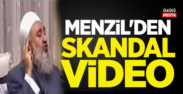 Menzil Cemaati'nden skandal video daha!
