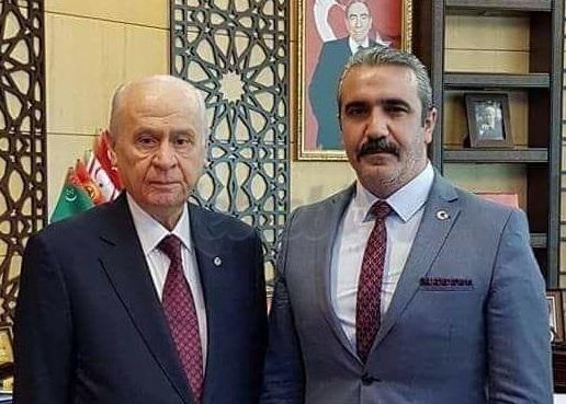 MHP Çorum İl Başkanı Agah Karapıçak oldu