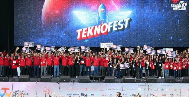 TEKNOFEST İstanbul Ödülleri Sahiplerini Buldu