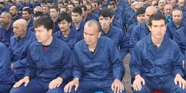 Çin Zulmü Devam ediyor... Uygur Türklerine selam bile vermek yasak