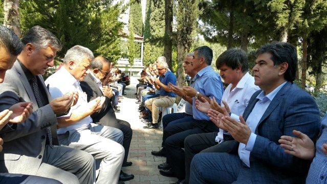 Eski MHP Genel Başkan Yardımcısı Recai Yıldırım dualarla anıldı
