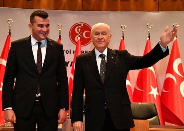 """MHP Aydın """"Devlet; devletin başındadır"""""""