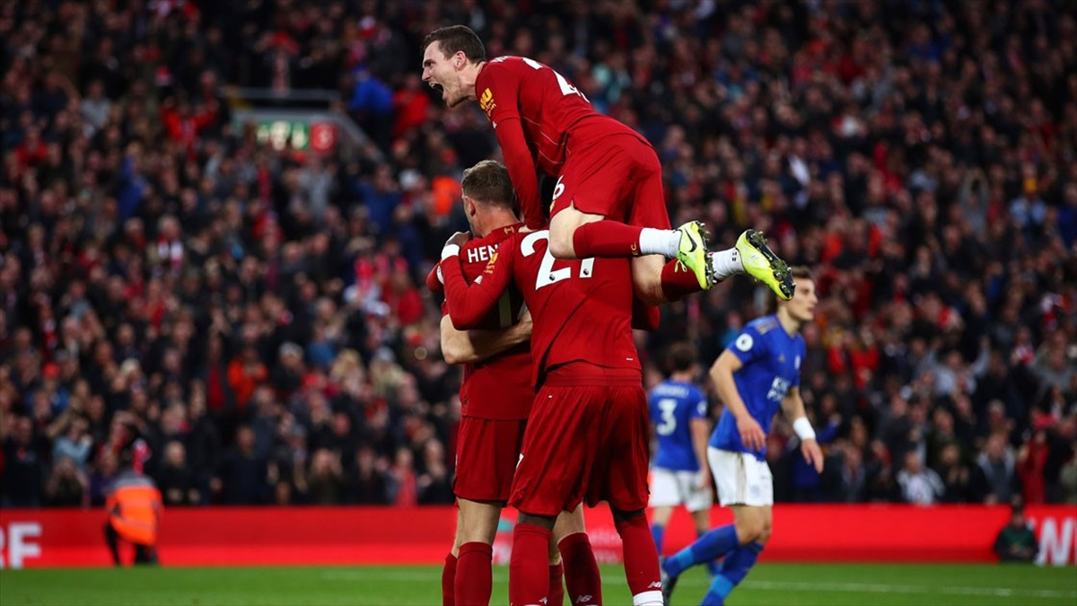 Liverpool Son Dakika Golüyle Kazandı