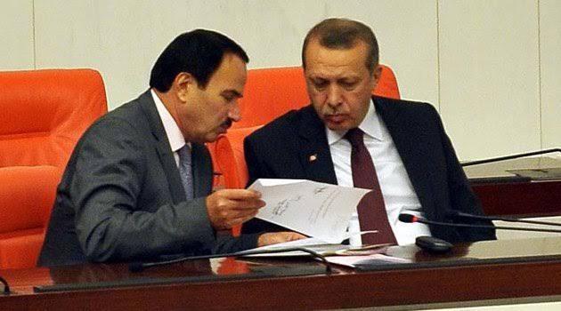 Ben AK Parti'den istifa etmedim